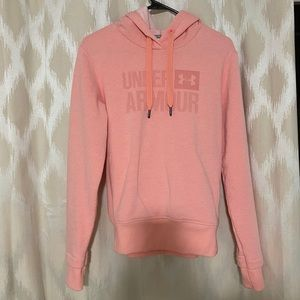 NWOT Under Armour Pullover Hoodie